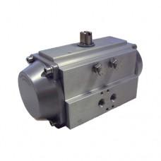 Pneumatic Actuators with external adjustment