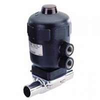 2/2 Way Diaphragm Valve  with Stainless Steel Body