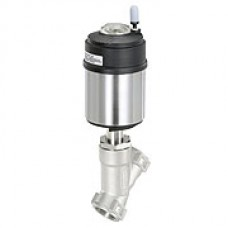 2/2-way Angle-Seat Valve  with stainless steel design