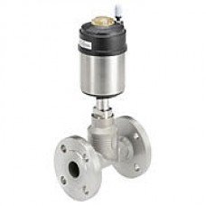 2/2-way Globe Control Valve  with stainless steel design