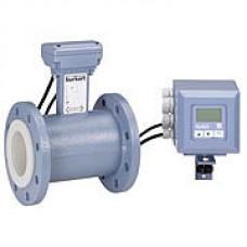 Full Bore Magflowmeter  General purpose or batch control
