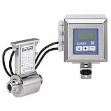 Full Bore Magflowmeter  Sanitary version with display