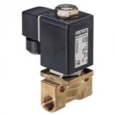 2/2-Way solenoid valve  for high Temperature