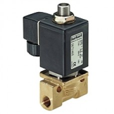 3/2-Way solenoid valve for steam up to 180 °C