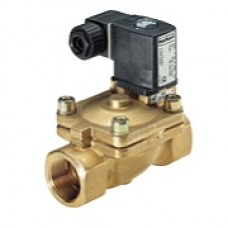 2/2-Way, Servo-assisted  Solenoid valve