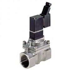 2/2-Way Servo-assisted  Solenoid valve